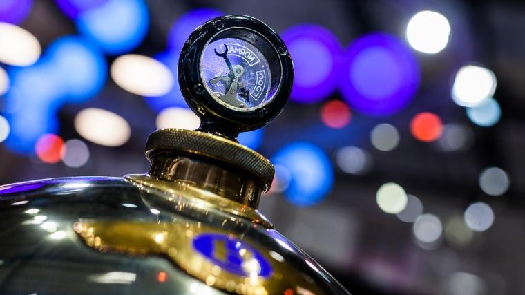 Kühler, Kühlerdeckel, Techno Classica, Bentley, Bentley EXP2, Oldtimer
