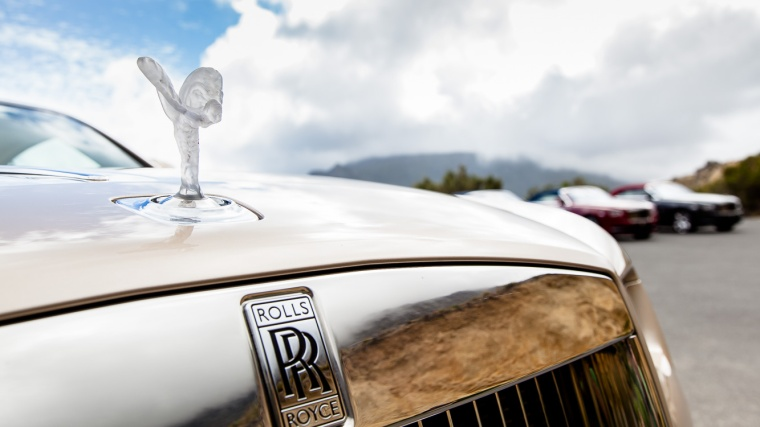 Rolls-Royce, Dawn, Rolls-Royce Dawn, Kühlerfigur, Spirit of Ecstasy