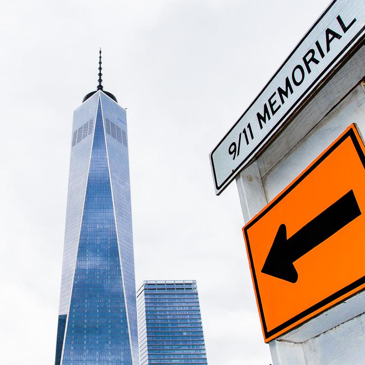 New York, One World Trade Center, World Trade Center, Freedom Tower, Manhattan, Wolkenkratzer
