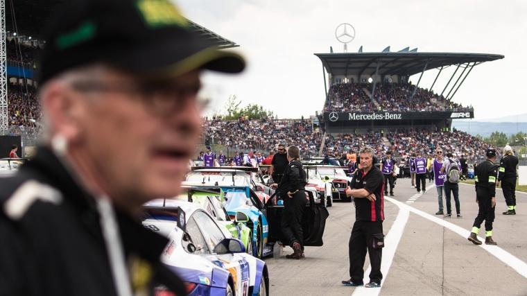 Rennen, Startaufstellung, 24-Stunden-Rennen, Nürburgring