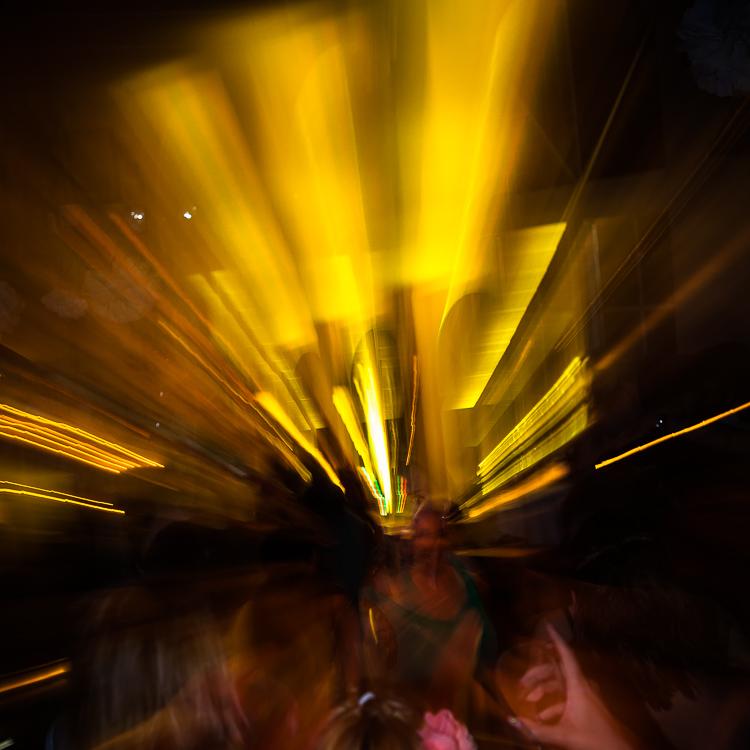 Party, Licht, Blitz, Tanz