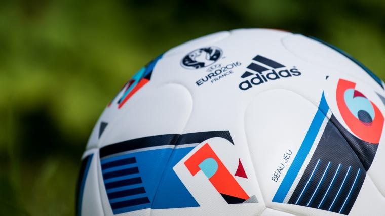 Ball, Fußball, Adidas, Beau Jeu, EM, 2016