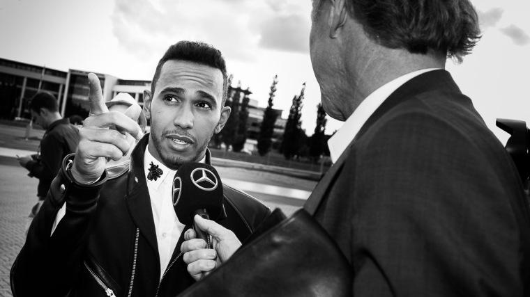 Lewis Hamilton, Hamilton, interview, Rennfahrer, Formel 1