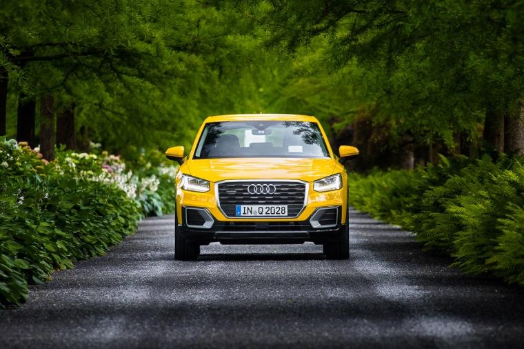 Audi, Q2, Audi Q2, SUV, Kompakt-SUV, Auto
