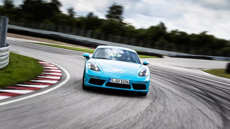 Porsche Cayman, Porsche, Cayman, 718, Porsche 718, Sturup Raceway, Schweden, Rennstrecke