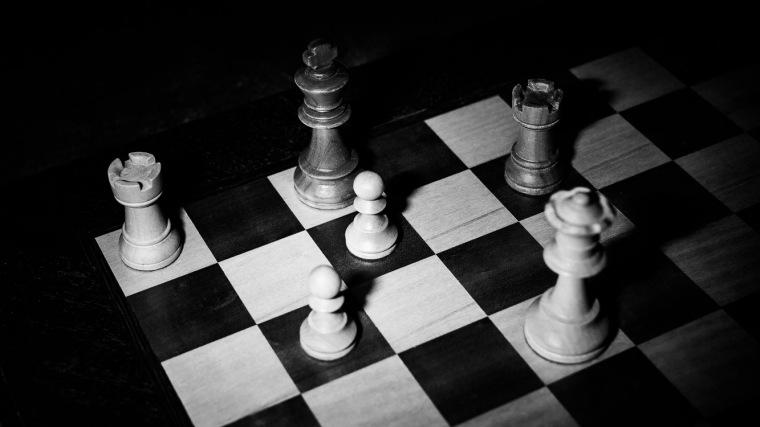 Schach, Schachmatt, Schachspiel, Schachbrett, Schachfiguren, Bauer, Turm, Dame, König