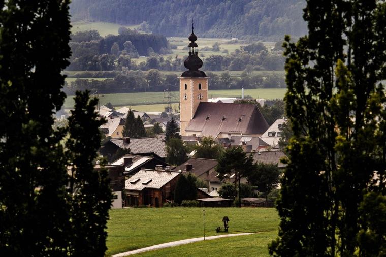 Kirche, Steiermark, Irdning, Österreich