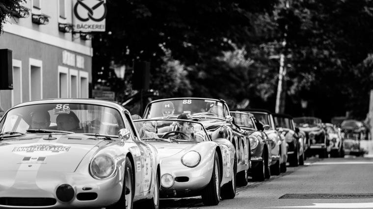 Mark Webber, Oldtimer, Oldtimerrallye, Ennstal-Classic, Porsche, Porsche 718