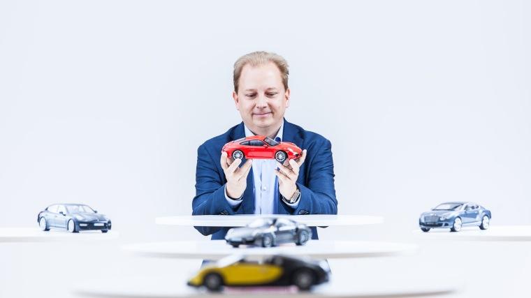 Thilo Koslowski, Koslowski, Porsche, Porsche Digital