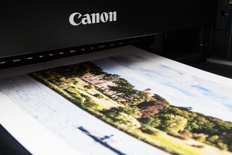 Drucker, Farbdrucker, Tintenstrahldrucker, Canon, ImagePrograf 1000