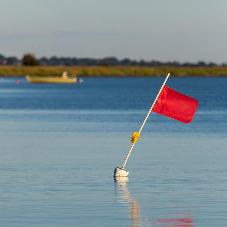 Reuse, Flagge, Meer, Ostsee, Aeroe, Dänemark