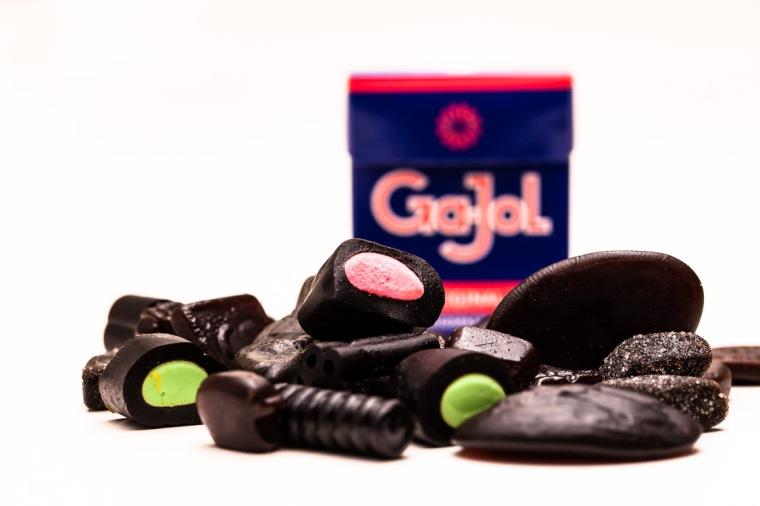 Lakritz, Süßigkeiten, Ga-Jol