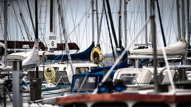 Yachthafen, Dänemark, Aeroe, Marstal