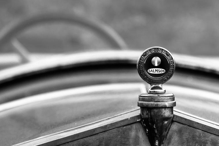 Oldtimer, Auto, Detail, Kühler, Kühlerfigur, Salmson