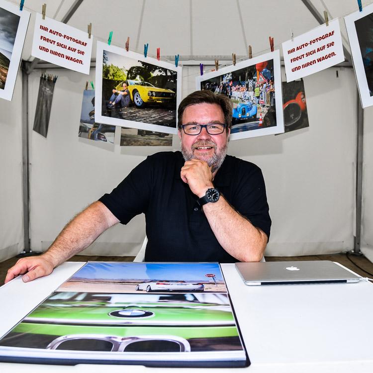 Stefan Anker, Fotograf, Potsdam, 24 Tours du Pont, Auto-Fotograf
