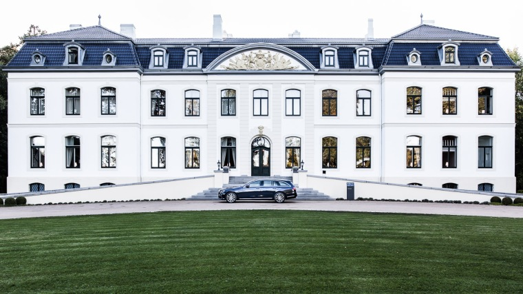 Mercedes, E-Klasse, T-Modell, Kombi, Weißenhaus, Hotel