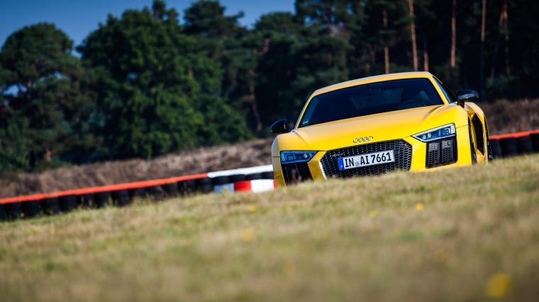 Audi, R8, Audi R8, Sportwagen, Rennstrecke, Spreewaldring