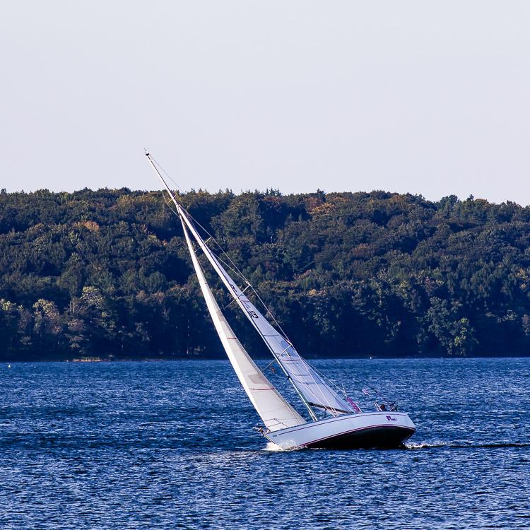 Segelboot, segeln, Segelyacht, Yacht, Flensburg, Förde