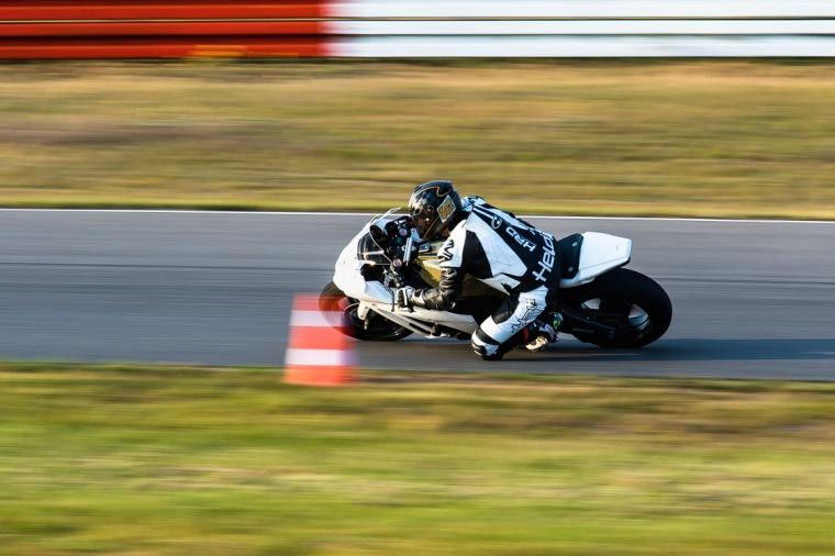 Kawasaki, ZX-10, Spreewaldring, Rennstrecke, Motorrad
