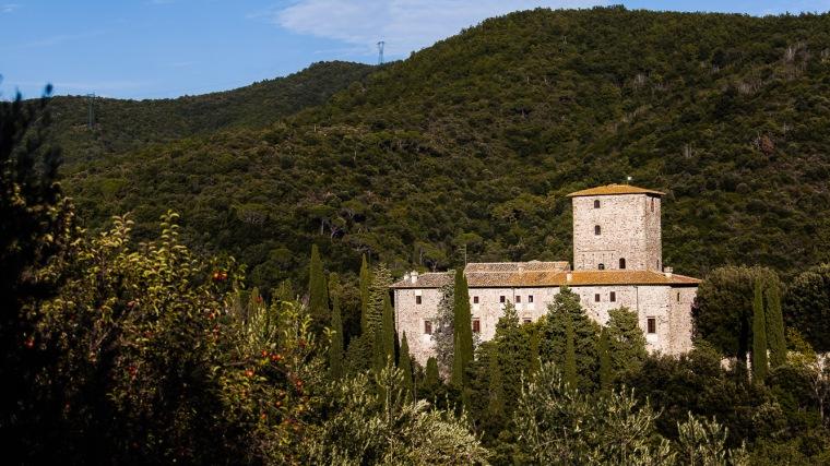 Mugnana, Toskana, Chianti, Castello di Mugnana