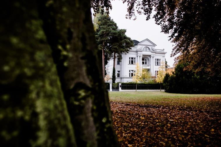 Villa, Berlin, Grunewald, Charlottenburg-Wilmersdorf, Johannaplatz