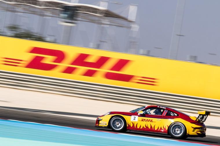 Porsche, 911, GT3, Rennwagen, Rennstrecke, Bahrain