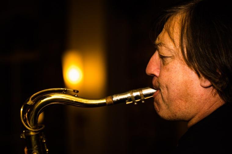 Saxophon, Musiker, DJ